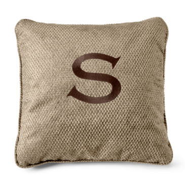 Personalized Throw Pillow -