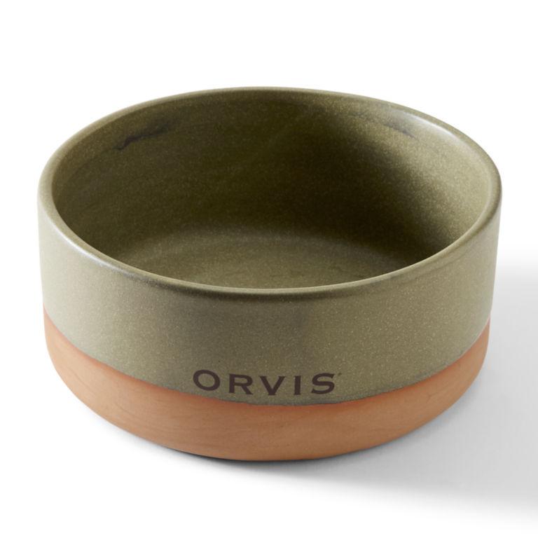 Ceramic Dog Bowl -  image number 1