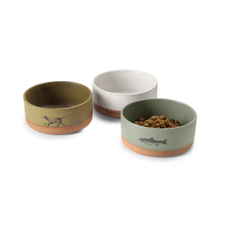 Ceramic Dog Bowl -  image number 2