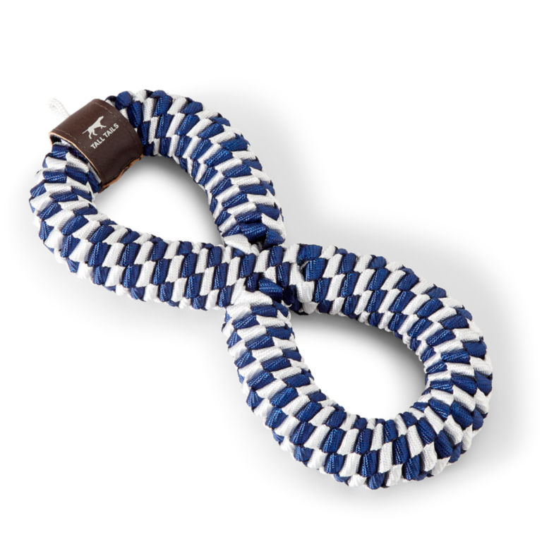 Infinity Braided Dog Toy -  image number 1