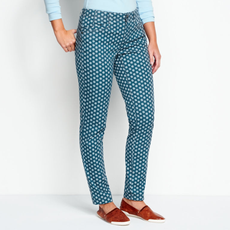 Everyday Girlfriend Ankle Chinos -  image number 1