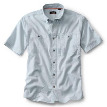 Flat Creek Linen Short-Sleeved Shirt -  image number 0