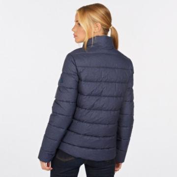 Barbour® Piddock Quilted Jacket - DARK NAVY image number 2