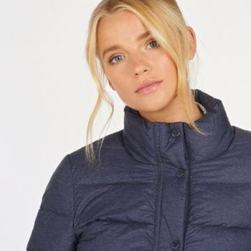 Barbour® Piddock Quilted Jacket - DARK NAVY image number 3