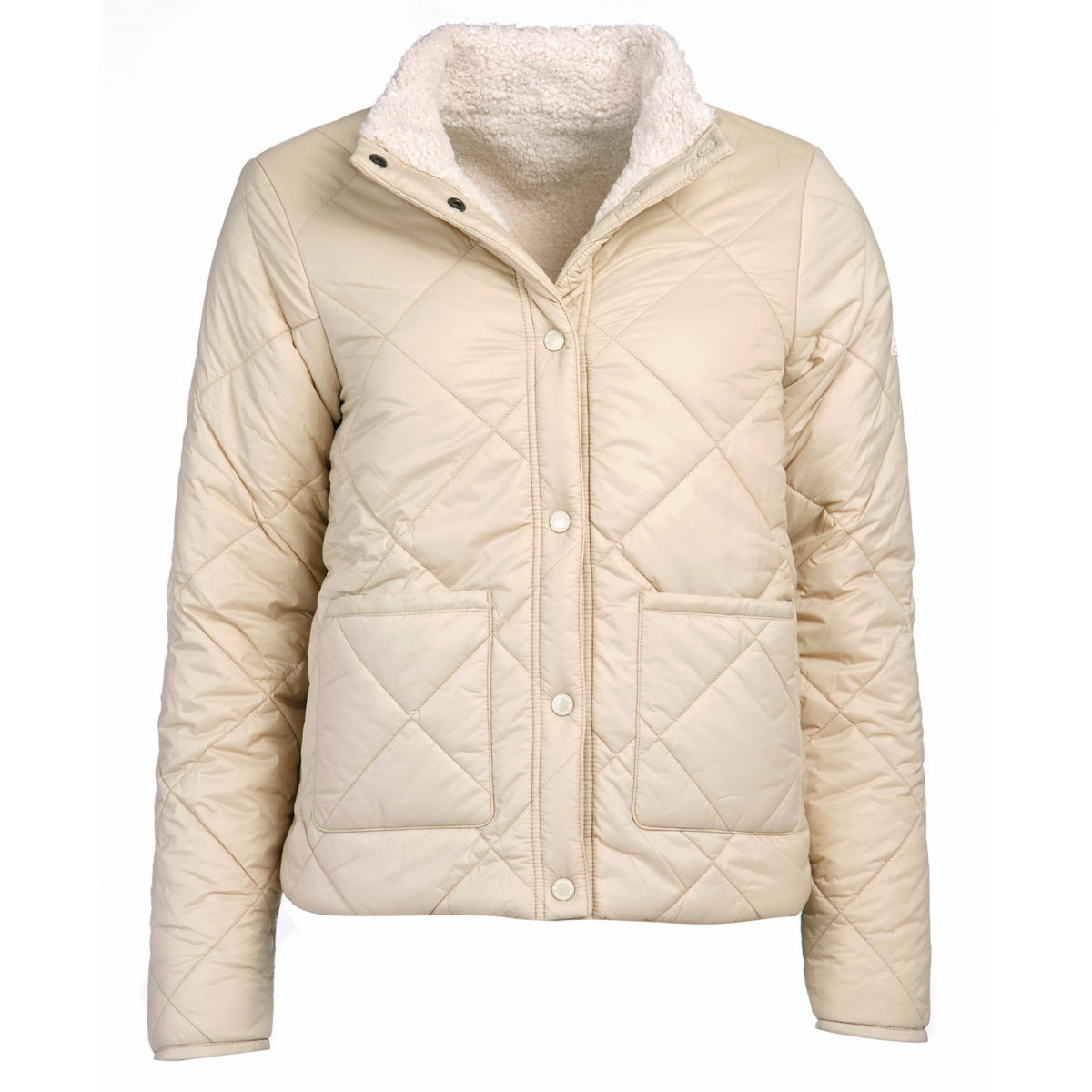 Barbour® Whelk Quilted Jacket - MISTimage number 0