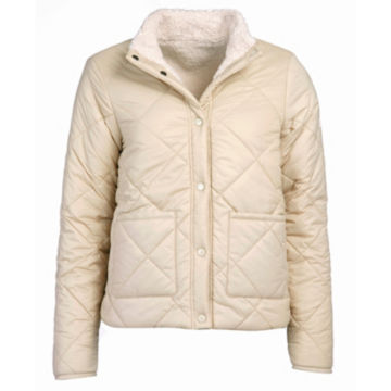 Barbour® Whelk Quilted Jacket - MIST image number 0