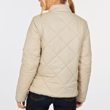 Barbour® Whelk Quilted Jacket - MIST image number 2