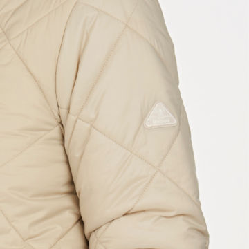 Barbour® Whelk Quilted Jacket - MIST image number 4
