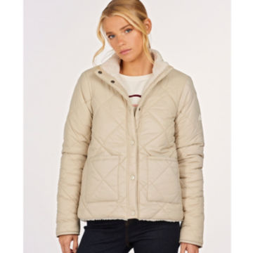 Barbour® Whelk Quilted Jacket - MIST image number 1