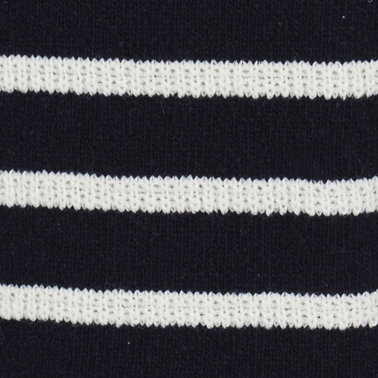 Barbour® Ramble Knit - NAVY/CLOUD image number 2