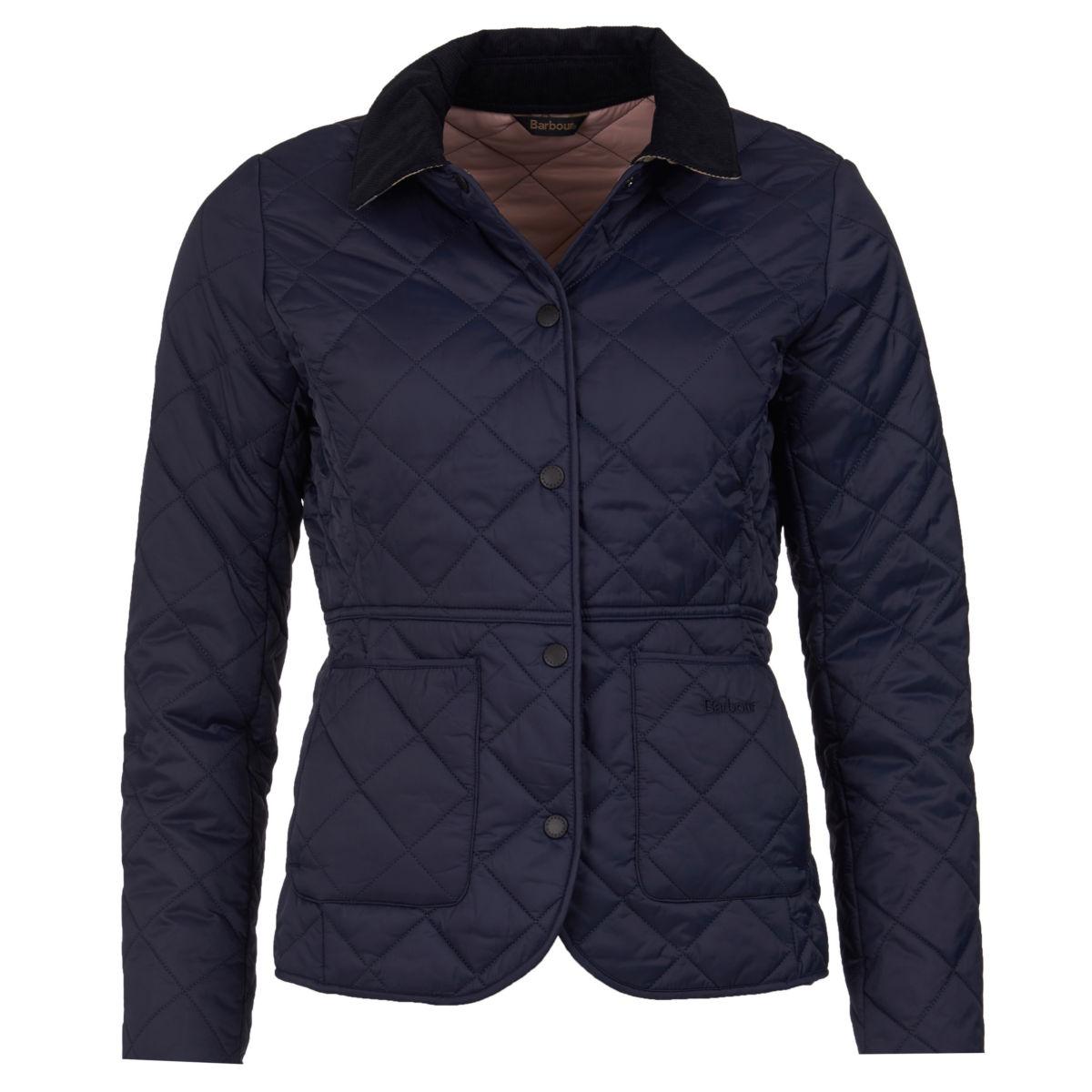 Barbour® Deveron Quilted Jacket - image number 0