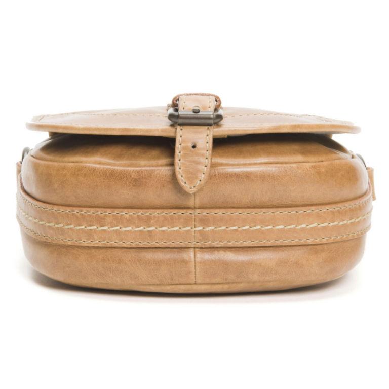 Frye® Melissa Button Saddle Bag -  image number 3