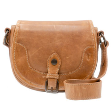 Frye® Melissa Button Saddle Bag -