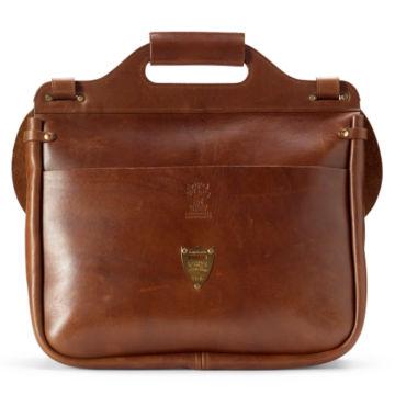 No. 1 Saddle Briefcase - BROWN image number 1