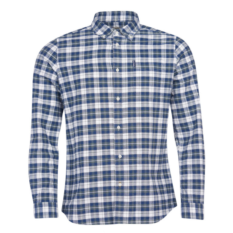 Barbour® Highland Check 42 Shirt - WHITE image number 0