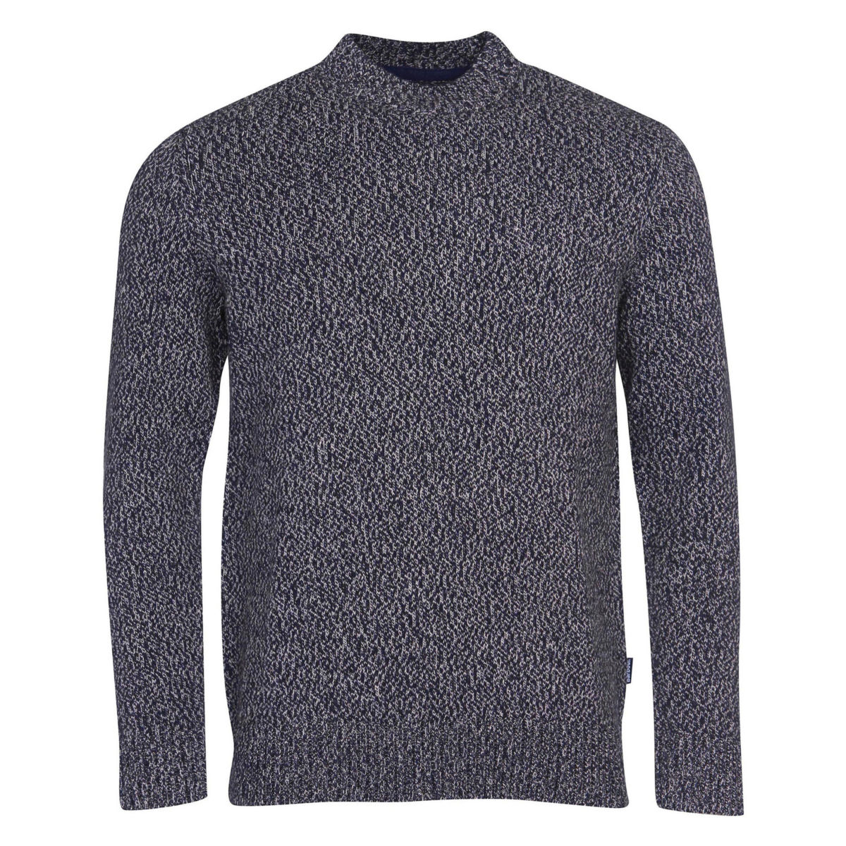 Barbour® Sid Crewneck Sweater - NAVYimage number 0