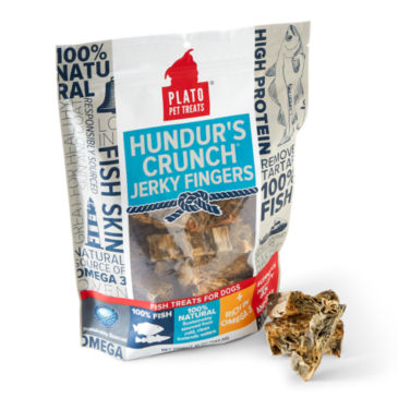 Hundur's Crunch Jerky Fingers -