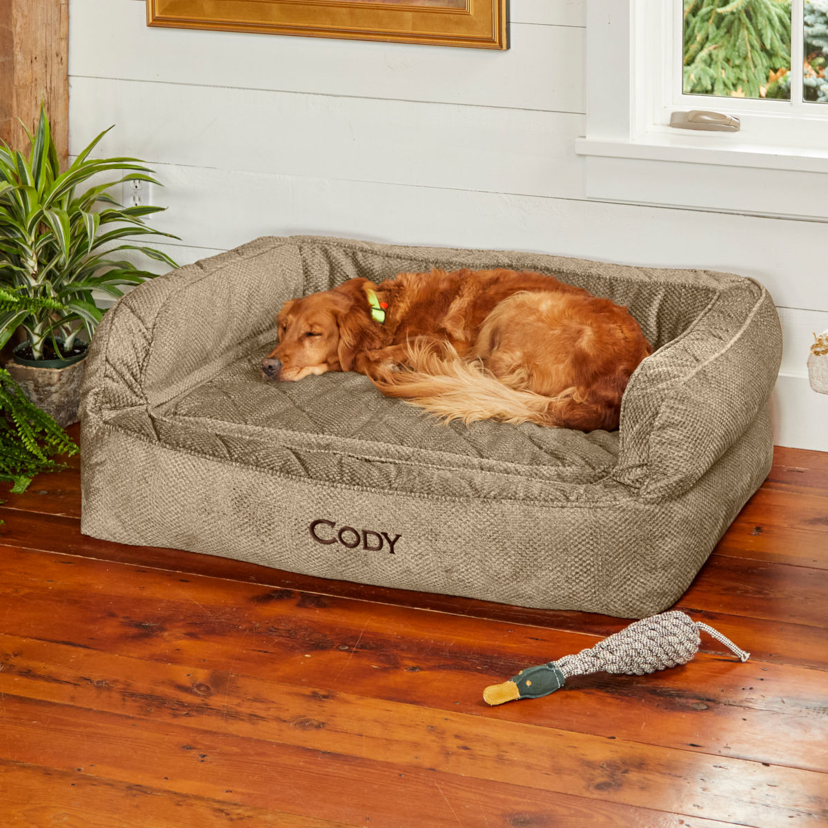 Orvis AirFoam Couch Dog Bed - image number 0