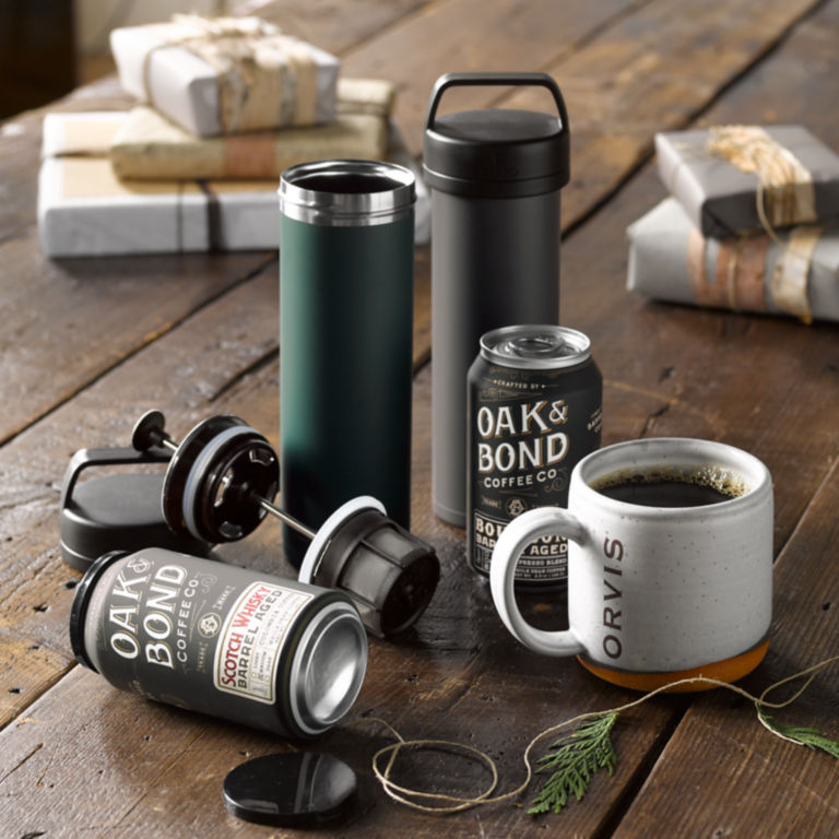 Oak & Bond Gourmet Coffee Set -  image number 1