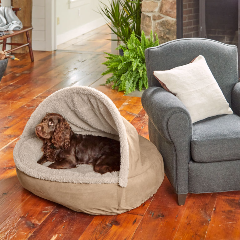 ComfortFill-Eco™ Burrower Bed with Fleece -  image number 0