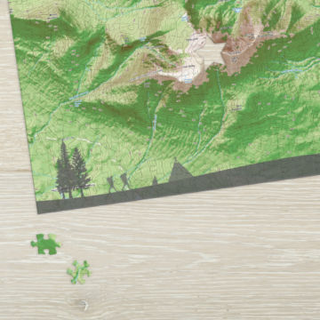 Great Outdoors Jigsaw Puzzle -  image number 1