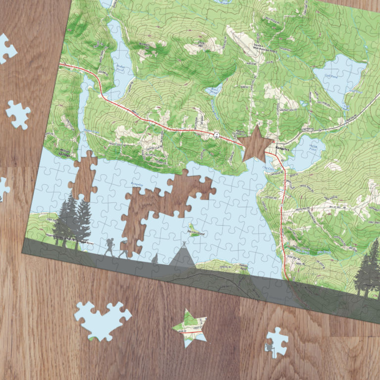 Great Outdoors Jigsaw Puzzle -  image number 2