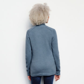 Garment-Dyed Cashmere Cardigan -  image number 2
