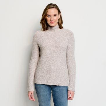 Ultimate Cozy Mockneck Sweater -