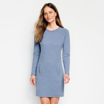 Quilted Dress -