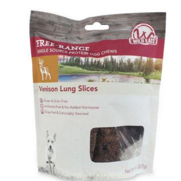 Wild Eats® Venison Lung Dog Treats -