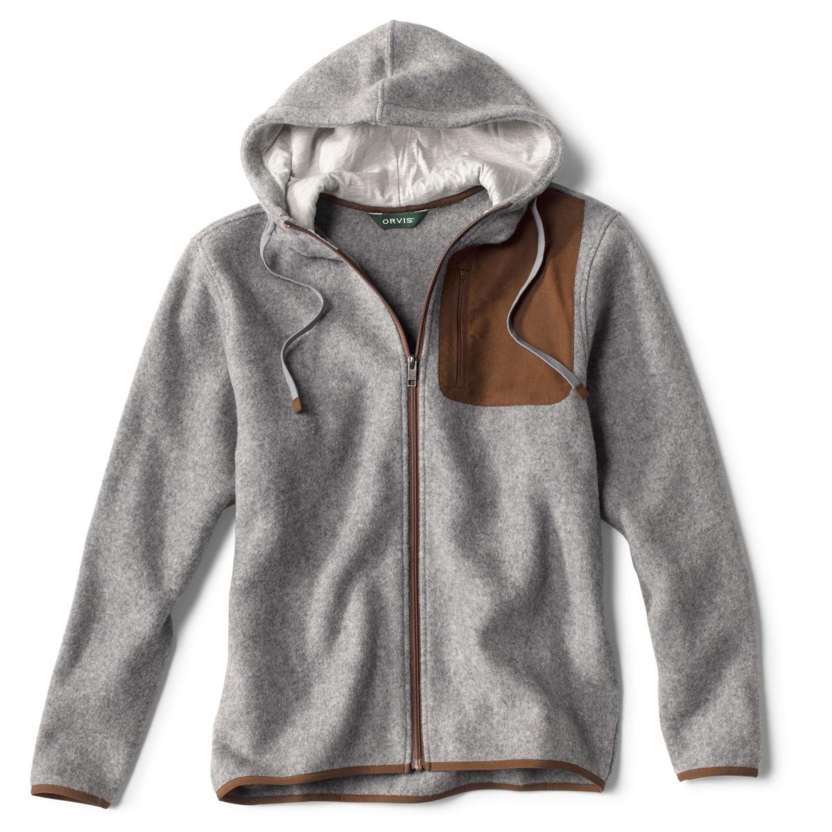 Seven Bays Hoodie Sweatshirt - HEATHER GRAYimage number 0