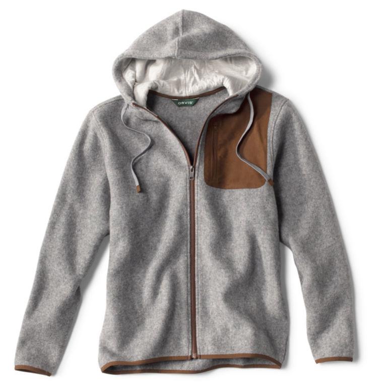 Seven Bays Hoodie Sweatshirt - HEATHER GRAY image number 0
