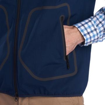 Barbour® Livingstone Fleece Gilet - NAVY image number 4