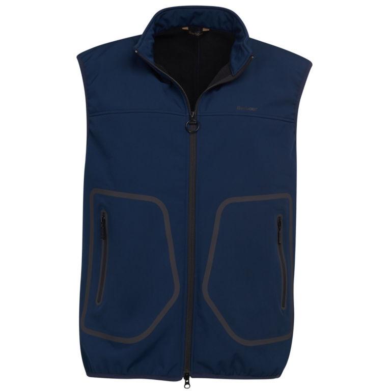 Barbour® Livingstone Fleece Gilet - NAVY image number 0