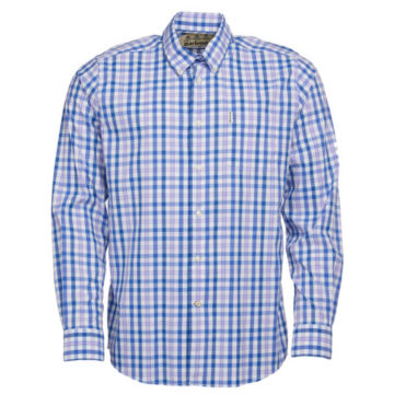 Barbour® Cres Performance Shirt - PURPLE image number 0