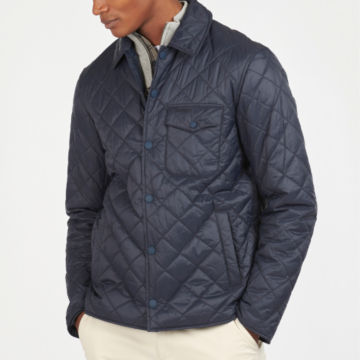 Barbour® Tember Quilted Jacket - NAVY image number 1