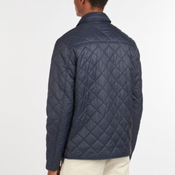 Barbour® Tember Quilted Jacket - NAVY image number 2