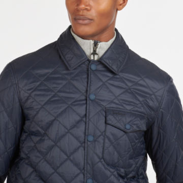 Barbour® Tember Quilted Jacket - NAVY image number 3