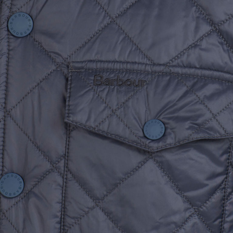 Barbour® Tember Quilted Jacket - NAVY image number 5