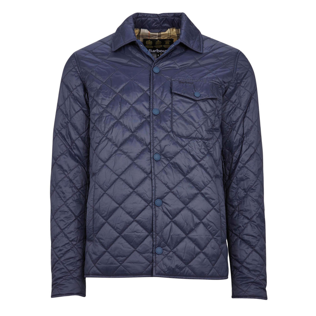 Barbour® Tember Quilted Jacket - NAVYimage number 0