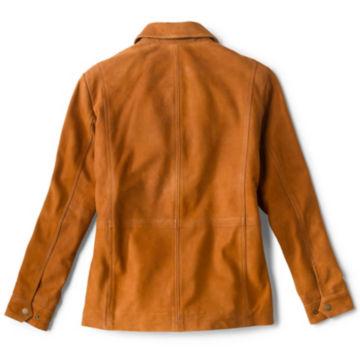 Fowler Leather Jacket - HONEY image number 1