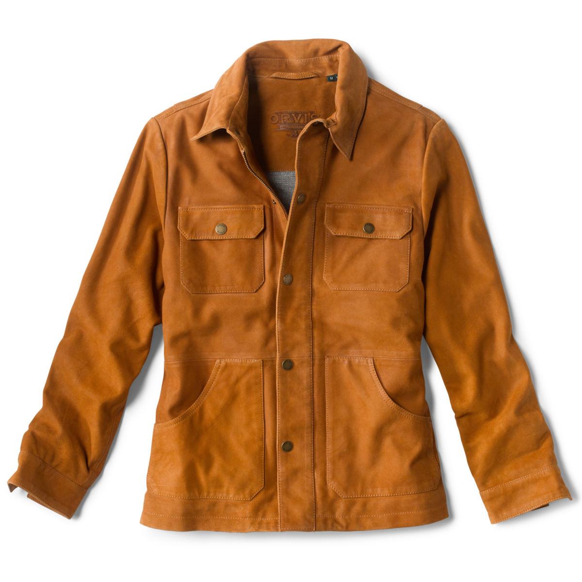 Fowler Leather Jacket - HONEYimage number 0