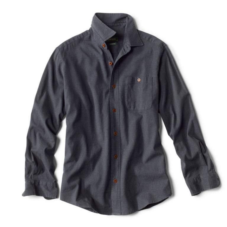 Hemp and Tencel® Long-Sleeved Shirt -  image number 0