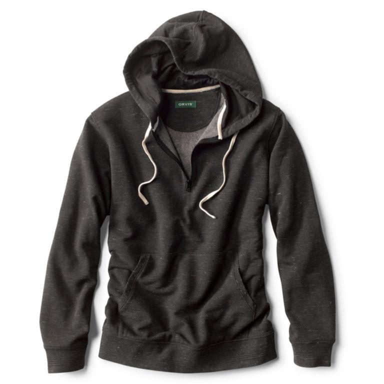 Sunriser Zip Hoodie - DARK CHARCOAL image number 0