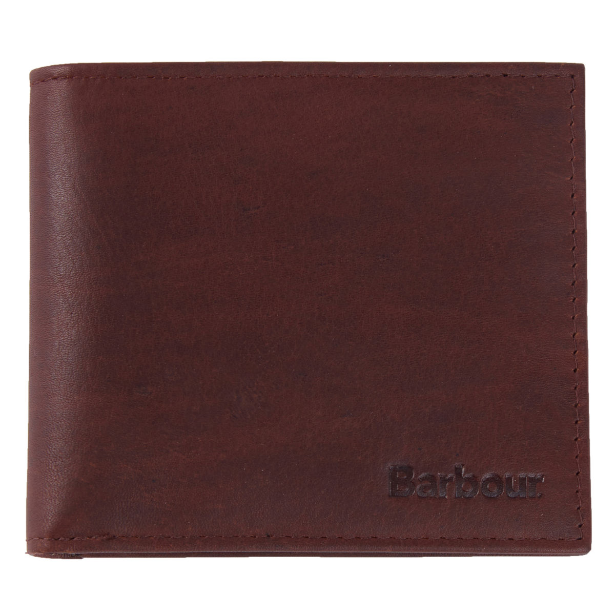 Barbour® Wax/Leather Wallet - OLIVEimage number 0