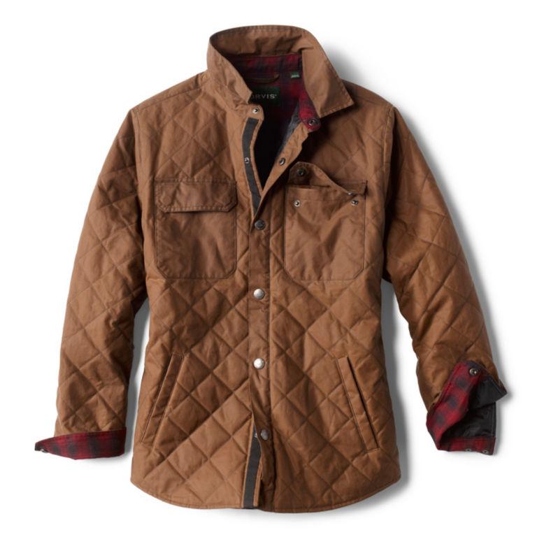 Bethel Waxed Cotton Shirt Jacket -  image number 0