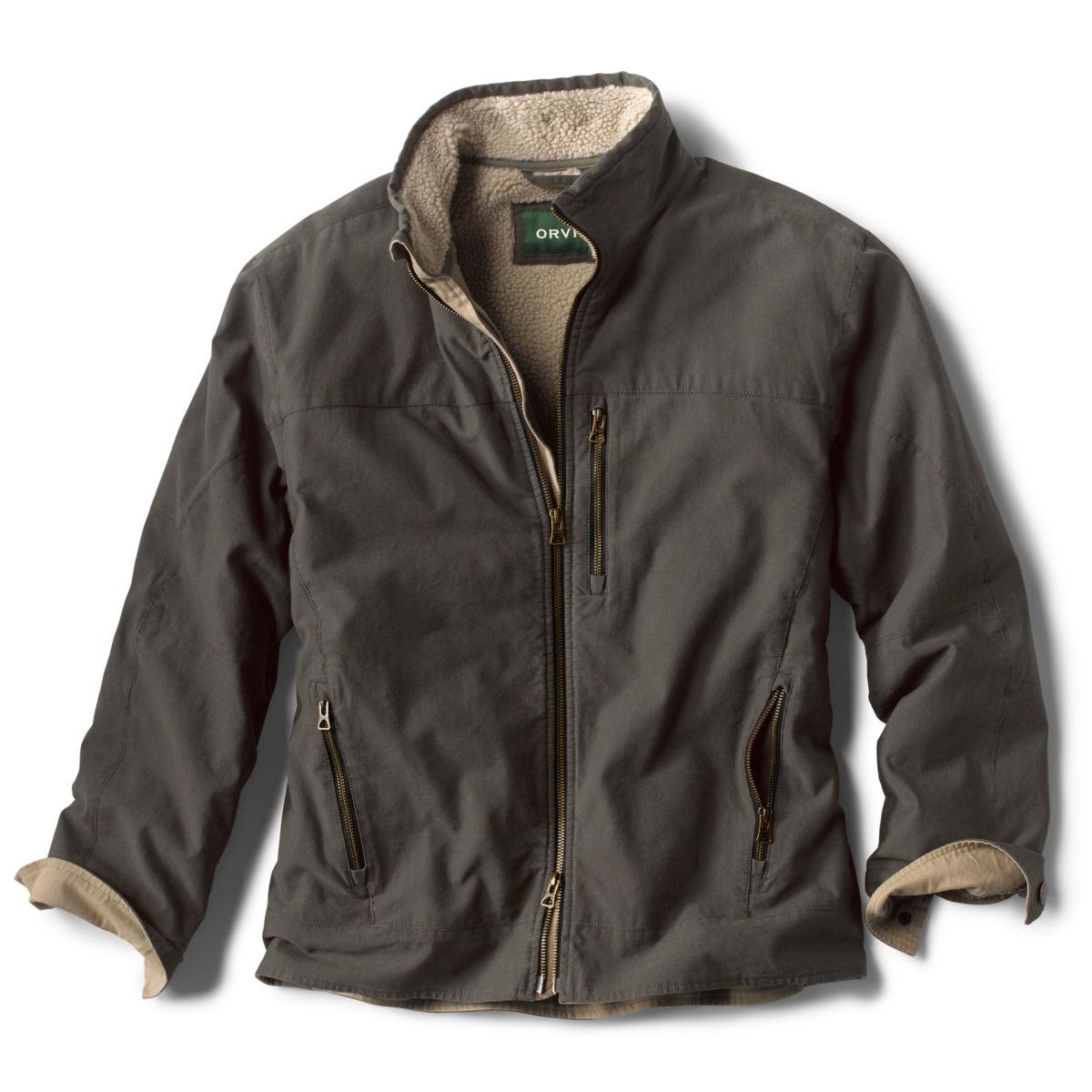Sherpa-Lined Briar Jacket - CHARCOALimage number 0