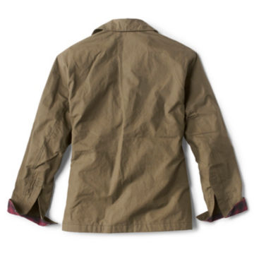 Taconic Waxed Jacket - DARK PINE image number 1