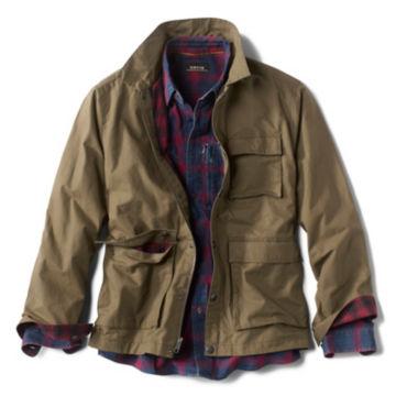 Taconic Waxed Jacket - DARK PINE image number 2