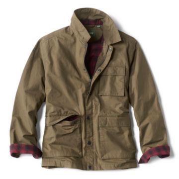 Taconic Waxed Jacket - DARK PINE image number 0